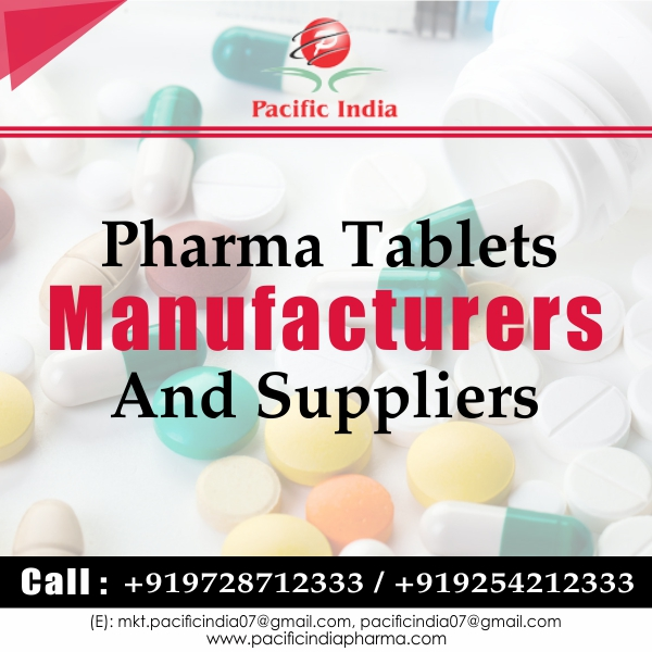 Pharmaceutical Tablets Manufacturer in India | Tablets