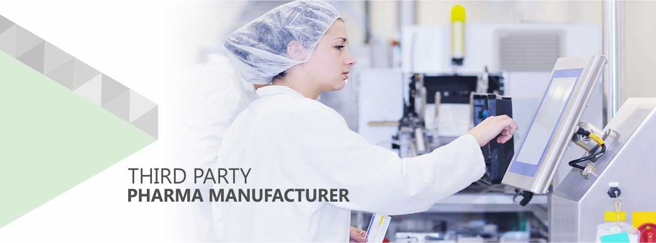 third party Pharma manufacturer