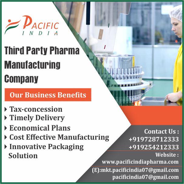 Third-Party Manufacturer in Haridwar